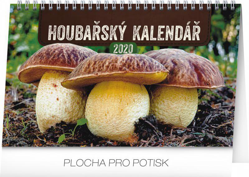 Houbařský kalendář
