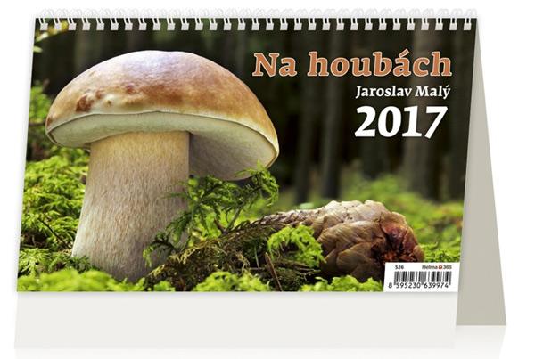 Na houbách 2017