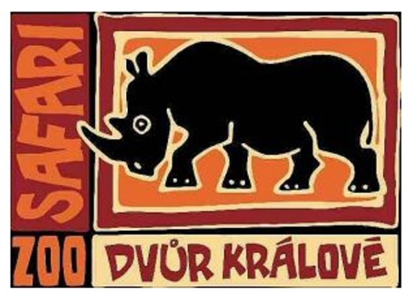 Logo ZOO - Dvůr Králové